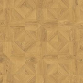 Ламинат Quick-Step Impressive patterns Дуб природный бежевый брашированный IPA 4143