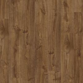 ПВХ плитка Quick-Step Pulse Click  Дуб осенний коричневый PULC40090